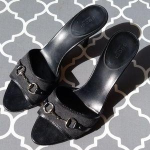 Gucci Heeled Sandal